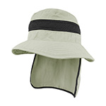 Juniper UV Bucket Hat w/ Flap