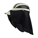 Juniper Taslon UV Cap w/ Removable Mesh Flap
