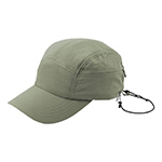 Juniper Outdoor Taslon Cap w/ Zipper Pocket