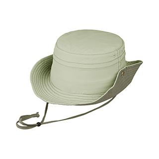 J7223-Juniper Taslon UV Bucket Hat w/ Side Snaps
