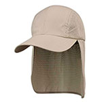 Juniper Microfiber Cap w/ Mesh Flap