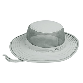 J7918-Juniper Taslon UV Bucket Hat w/ Foam Brim