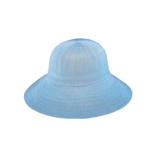 2503-Ladies' Knitted Wide Brim Hat