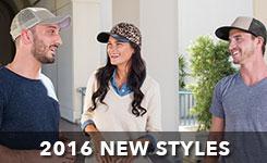 2016 New Styles