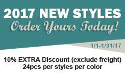 2017 New Styles Sale